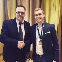 Награждены победители VIII Всероссийского фестиваля-конкурса спортивной журналистики «Энергия побед»